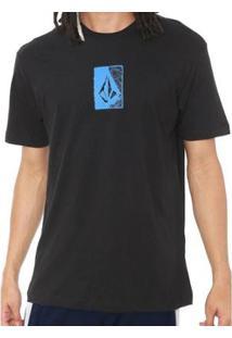 Camiseta Volcom Silk Half Stone - Masculino