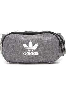 17c9c52d1 ... Pochete Adidas Originals Melange Cinza