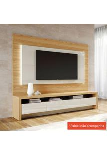 Rack Colonia Rovere E Off White 180 Cm