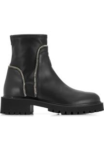 Giuseppe Zanotti Ankle Boots Carly - Preto