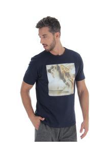 Camiseta O'Neill Êxtase - Masculina - Azul Escuro
