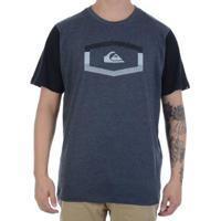 c14647123c Camiseta Quiksilver Tripple Masculina - Masculino