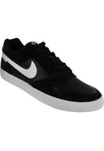 Tenis Preto C Branco Sb Zoom Delta Force Vulc Nike 58318034
