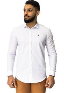 Camisa Social Slim 1002 - Masculino