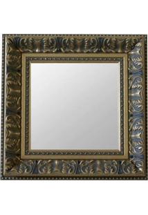 Espelho Moldura 12269 Dourado Art Shop
