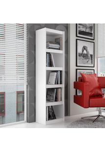 Livreiro Componível Bl 13 Branco - Brv Móveis