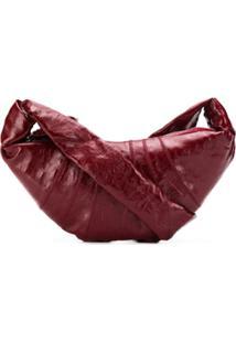 Lemaire Marsupio Small Shoulder Bag - Vermelho