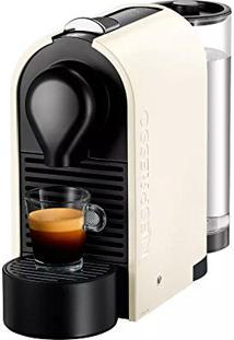 Cafeteira Nespresso U Mat Creme Puro 220V