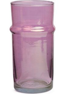 Hay Vaso Moroccan Pequeno - Rosa
