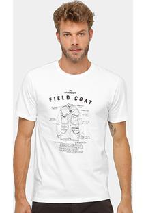 Camiseta Timberland M65 Masculina - Masculino