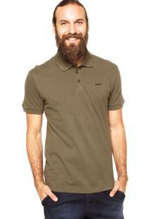 Camisa Polo Sommer Slim Verde