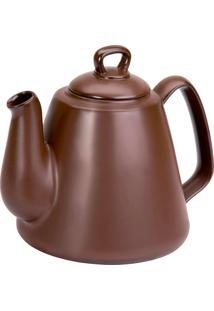 Bule Ceraflame Tropeiro Chocolate - 1,3 Litros