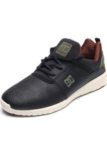 Tênis Dc Shoes Heatrow Se M Shoe Preto