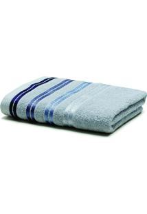 Toalha De Banho Artex Dakar Fio Penteado Azul Claro