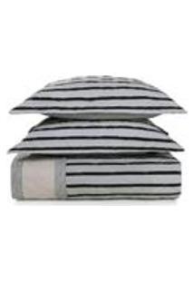 Cobre Leito Casal Karsten Com 2 Porta Travesseiros 150 Fios Percal Colorato