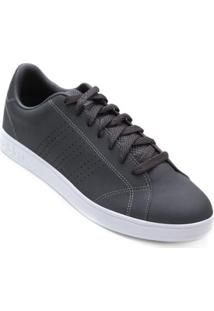 Tênis Adidas Vs Advantage Clean Masculino - Masculino-Chumbo