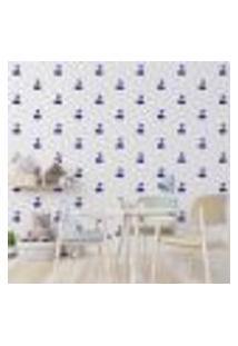 Adesivo Decorativo De Parede - Kit Com 30 Cereja - 052Kaa19