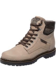 Bota Mega Boots 6019 Bege