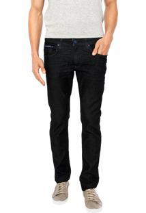 Calça Calvin Klein Jeans Skinny Preta