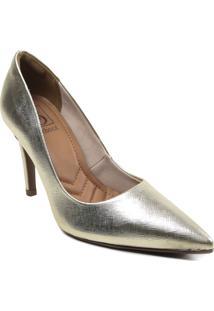 Sapato Scarpin Bebece Metalizado