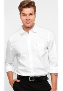 Camisa Lacoste Classic Fit Masculina - Masculino