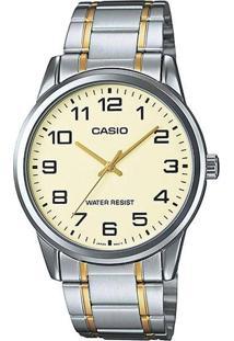 Relógio Collection Ltp-V001Sg-9Budf Casio Analógico Feminino