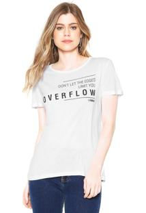 Camiseta Forum Overflow Branca