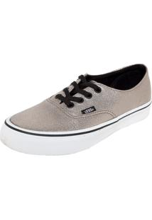 Tênis Vans Authentic Decon Bronze