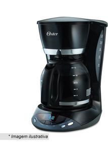Cafeteira Black Coffee- Incolor & Preta- 2Pçs- 1Oster