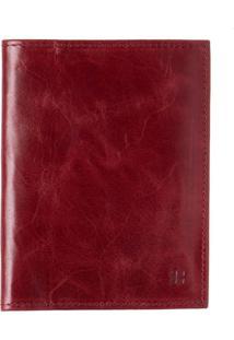 Carteira Porta Documentos Vermelha Em Couro - Amora 103 Mzq - Kanui