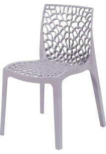 Cadeira Gruvyer Bege Or Design - Bege - Dafiti