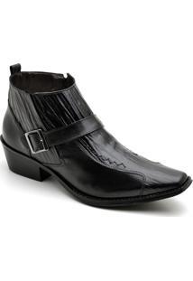 Bota Top Franca Shoes Country Masculino - Masculino