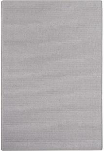Tapete Cotton Texture Cinza 1,60X2,35 São Carlos Lançamento