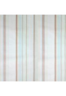 Kit 3 Rolos De Papel De Parede Fwb Azul Amarelo Branco E Marrom - Kanui