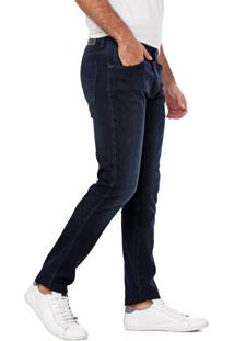 Calça Jeans Guess Skinny Estonada Azul