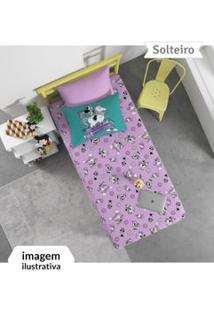 Jogo De Cama Solteiro 2Pçs Minnie - Portallar - Un