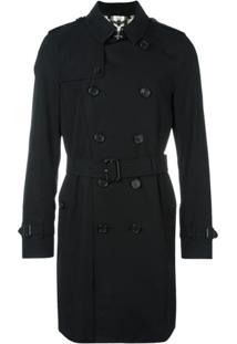 Burberry Trench Coat - Preto
