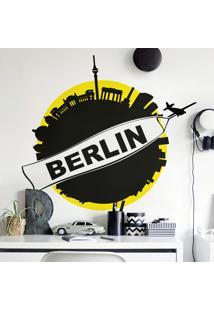 Adesivo De Parede Berlin