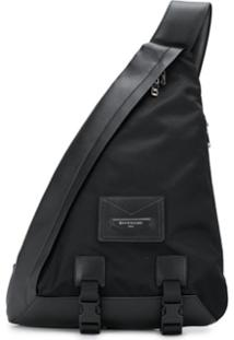 Givenchy Envelope Triangular Backpack - Preto