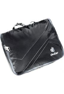 Bolsa Necessaire Wash Center Lite I Deuter Preto