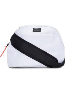 Bolsa Masculina Nylon Trekking - Branco