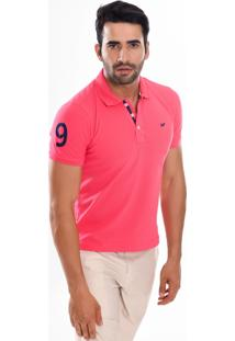 Camiseta Polo Porto Confort Number