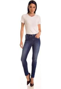 Calça Jeans Express Skinny Jussara - Feminino