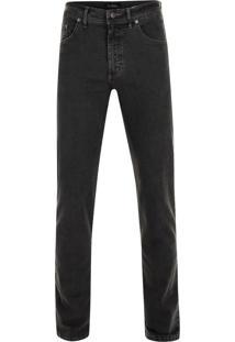 Calça Jeans Denim Mix Black