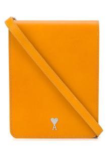 Ami Bolsa Sanfonada Média - Amarelo