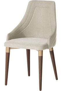Cadeira Evelyn Linho