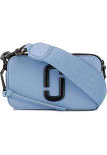 Marc Jacobs Snapshot Dtm Crossbody Bag - Azul
