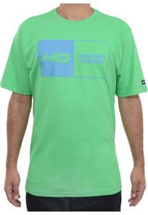 Camiseta Hd Básica Pedra - Masculino