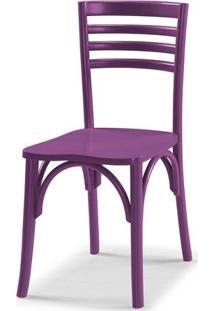 Cadeira Samara Laca Roxo - Máxima