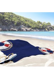 Toalha De Praia / Banho Mariner